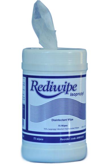 ANW1010 Rediwipe 70% Isopropyl
