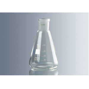 Erlenmeyer-flasks-with-standard-ground-joint
